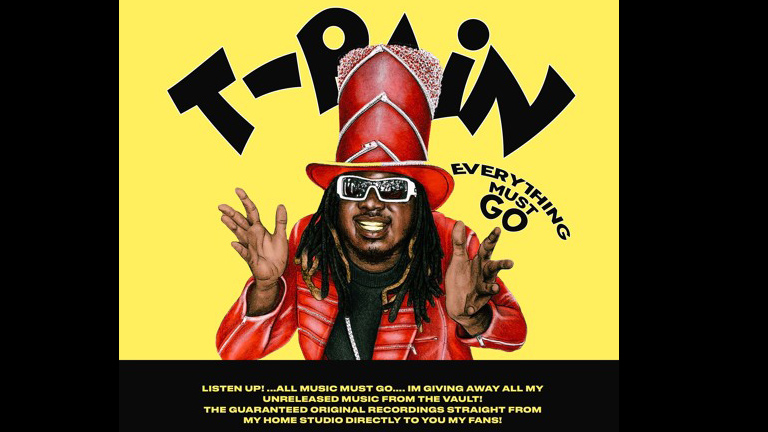 T-Pain - Everything Must Go (Vol  1) | RAP INDUSTRY - WE ARE HIP HOP